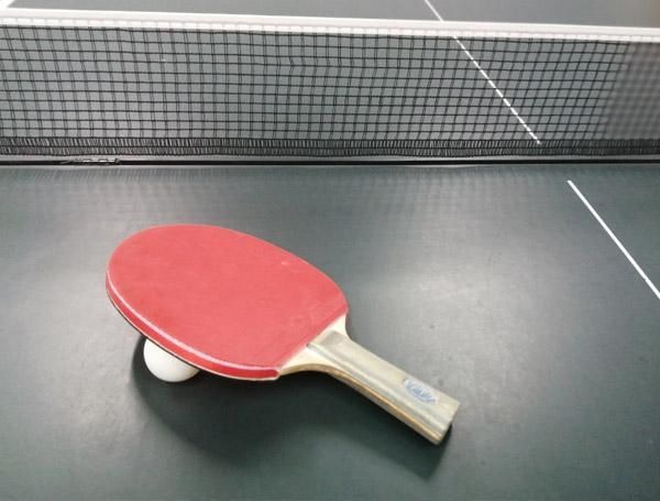 Поиграть в настольный теннис киев